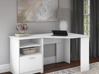 Copper Grove Burgas Corner Desk in Harvest Cherry Retail 229 49