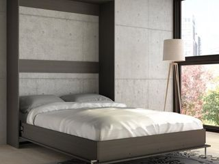 Stellar Home Furniture Full Contemporary laminate Wall Bed Retail 1175 49