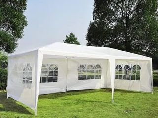 10x20 30 ft Upgrade Spiral Interface Wedding Party Canopy Tent Retail 119 49
