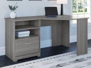 BOX 1 of 2 Copper Grove Burgas corner desk