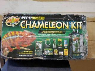 Zoo Med 22 Gallon Repti Breeze Chameleon Kit