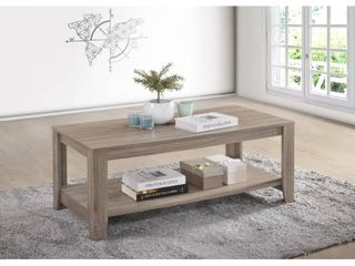 Progressive Furniture Barry Cocktail Table  Gray
