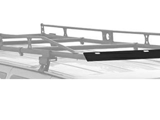 Buyers Products 1501195 ladder Rack Wind Deflector  Wind Deflector ladder Rack White