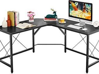 Mr  Ironstone 59  l Shaped Corner Desk