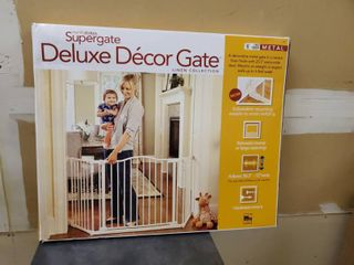 North States Deluxe Decor Baby Gate