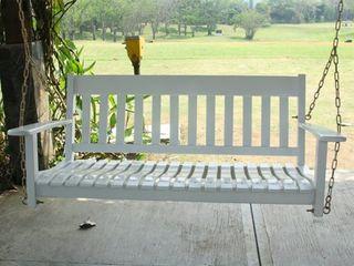 Cambridge Casual Alston Porch Swing  Retail 185 49