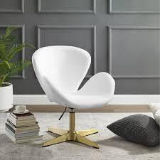 Corvus Ferrell Swivel lounge Accent Chair  Retail 244 49