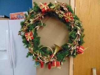 28  Christmas Wreath