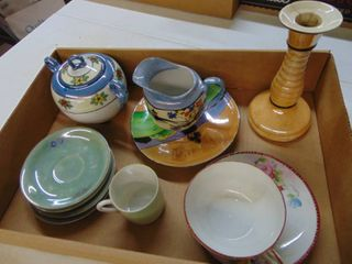 Japanese China Pieces