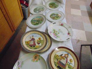 Collector Plate Assortment