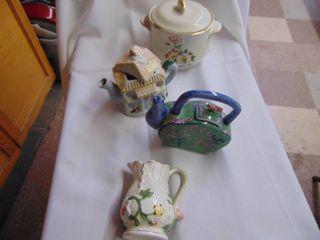 Miscellaneous Tea Pots