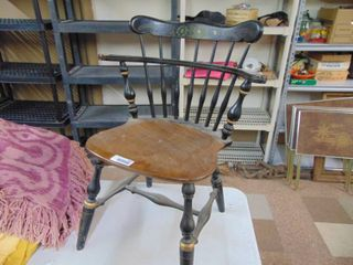 Youth Sized Woden Chair