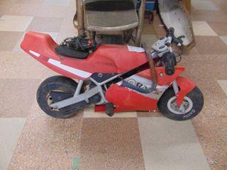 Electric Razor Bike  Untested