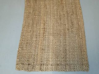 47  x 29 1 2    Brown Thick Area Rug
