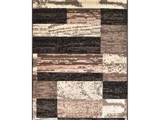 Impressions Hardy Indoor Modern Geometric Area Rug 3x5