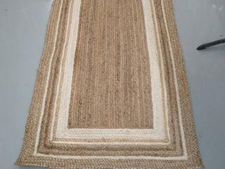 Nuloom Natura Style TADRO4A Off White   3  x 5    Area Rug