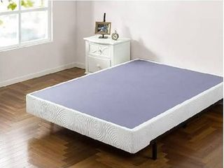 Zinus Walter 7 5 Inch Smart Box Spring   Foundation   Built to last Wood  Twin