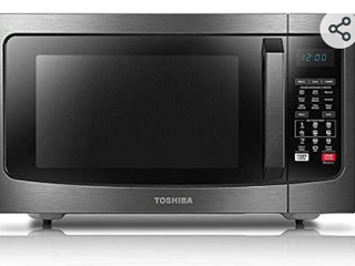 Toshiba Model   EC042A6C BS microwave   Not Inspected   Broken Glass Tray
