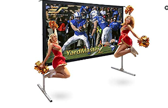 Elite Screens Yard Master 2 Series    No Projector   Not Inspected