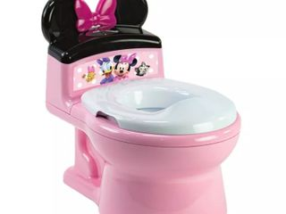 Disney ImaginAction Minnie Mouse Train   Transition Potty System