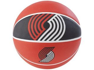 NBA Portland Trail Blazers Spalding Official Size 29 5 Basketball