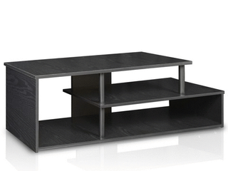 Furinno Econ low Rise TV Stand  Multiple Finishes   Not Inspected