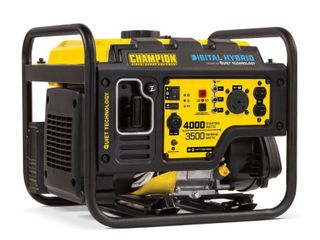 Champion 100302 4000 Watt RV Ready DH Series Open Frame Inverter with Quiet Technology   Not Inspected