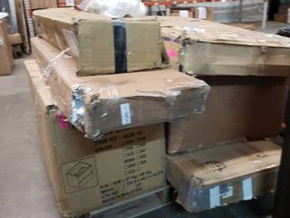 Pallet Of Various Incomplete And Or Damaged Items