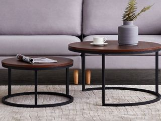 Industrial Nesting Tables  No Instructions