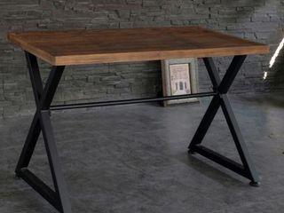 Carbon loft Fowler Industrial Computer Desk Table   Retail 247 49