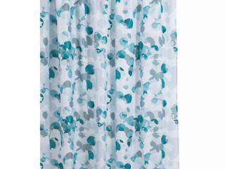 Bloom by Sara Berrenson Eucalyptus Shower Curtain