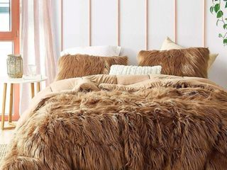 Grizzly Bear  Coma Inducer Twin Xl Oversized Comforter  Shams Not Included  Retail 132 49