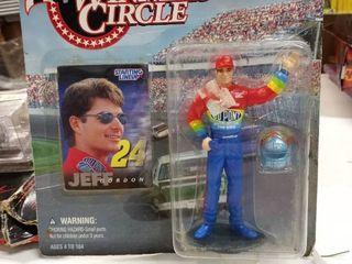 1997 Starting lineup Winner s Circle Jeff Gordon Figure 68940