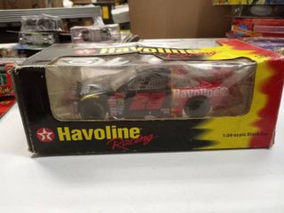 Action Racing Collectables Havoline Racing 28 1 24 Scale Stock Car Nascar W box