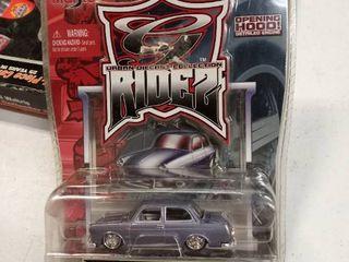 Maisto Urban Rides Diecast Collection 67 VW
