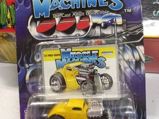 2001   Funline co   Muscle Machines   33 Ford Coupe