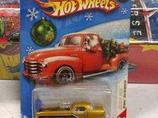2008 Hot Wheels Holiday Rods 3 6 Metrorail Nash