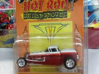 Moon Equipped Hot Rod Underground Die Cast 35 55 Hi Boy lady luck
