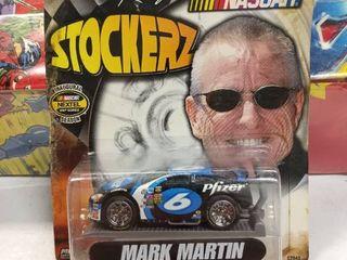 Hot Wheels 6 Mark Martin Nascar Stockerz Nextel Cup Series Inaugural Season