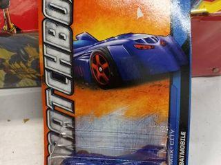 Matchbox   Batmobile 5 Of 10