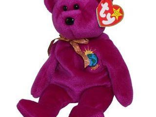 TY Beanie Baby   MIllENNIUM the Bear  8 5 inch