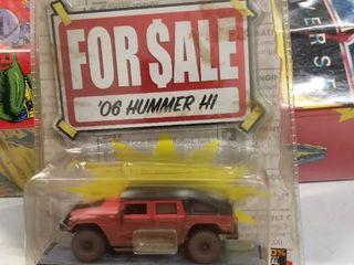 jada toys 06 Hummer H1 for sale