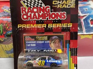 Racing Champions 2002 Edition Chase The Race Premier Series 48