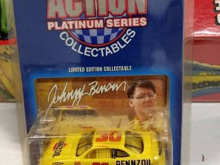 Winston Cup collection racing Collectables action Platinum Series number 30 Pennzoil Johnny Benson