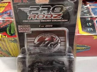 maisto Pro rods pro touring diecast collection 1 of 2500 1969 Corvette coupe