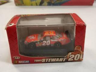 Winners Circle 2008 Tony Stewart 20 Home Depot 1 87 Diecast Nascar Racecar