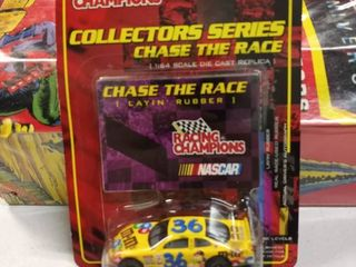 Racing Champions NASCAR collectors series Chase the Race number 36 M M