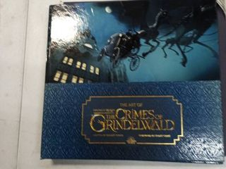 the art of crimes of the Grindelwald