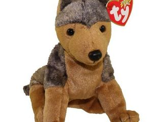 TY Beanie Baby   SARGE the German Shepherd Dog  6 inch