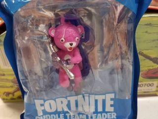 Fortnite Series 1 Cuddle Team leader Hanger  Drift Pop Mini Figure Domez Carbide